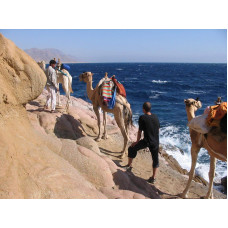 spend day at Dahab From sharm elsheikh